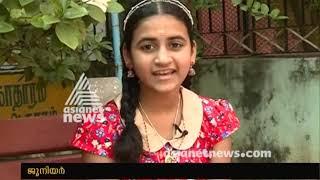 Meet 13-year-old Sooryagayathri; is popular  as junior MS Subbalakshmi