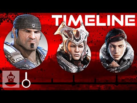 The Complete Gears Of War Timeline So Far The Leaderboard