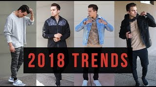 How to Dress in 2018 + 6 New Style Trends (fashion tips)