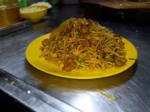 INDIAN STREET NOODLES(CHINESE):INDIAN STREET FOOD.Baroda,Gujrat