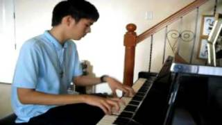 HI-NRG - Dear My Lady - Oriental St8 (DJ MAX OST) Piano Cover