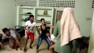 Hostal crazy boys in Vijayawada dance123 dance