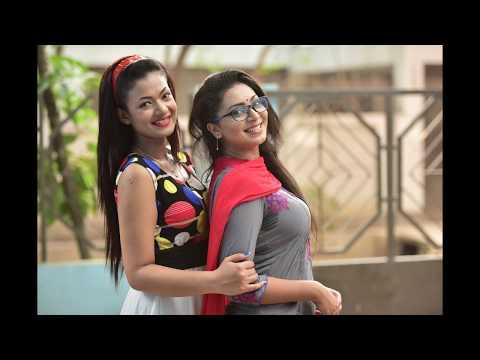 Bangladeshi Hot & Sexy model & actress Prova & Labonno in a videos shows their figure