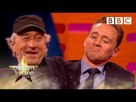 Tom Hiddleston s celebrity impressions The Graham Norton Show BBC