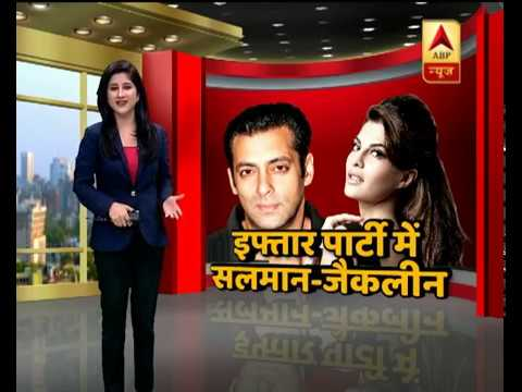 Xxx Mp4 Baba Siddique S Iftar Salman Khan Jacqueline Fernandez Attend The Party Among Others ABP News 3gp Sex