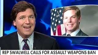Tucker: Congressman Threatens To Use NUKES Against AMERICANS Who Won