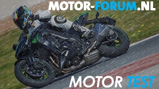 Motortest: 2017 Kawasaki Z1000R