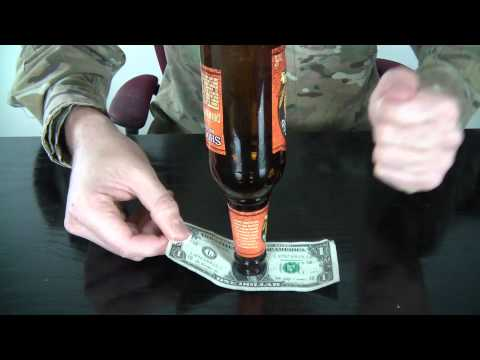 Beer Bottle  Bet You Will Never Lose - Cool Sience Expirement