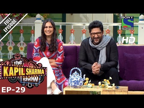 The Kapil Sharma Show - दी कपिल शर्मा शो–Episode-29- Arshad Warsi in Kapil's Mohalla– 30th July 2016