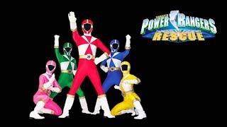 Tema musical de Power Rangers Lightspeed Rescue [Rescate a la velocidad de la Luz] (Version 2)