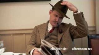 The 39 Steps - Movember chapter six