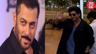 Salman Sacks His Bodyguards | Shahrukh Leaves For Dubai For An Ad Shoot
