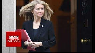 Work and Pensions Secretary Esther McVey resigns  - BBC News