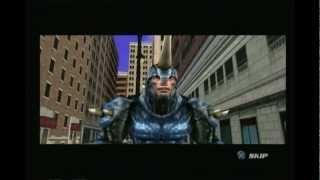 Spider-Man 2 PS2 Playthrough Part 1 (Infinite Health)
