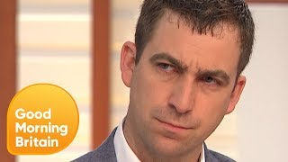 Husband of Murdered MP Jo Cox Says We Must Unite After Manchester Bombing   Good Morning Britain