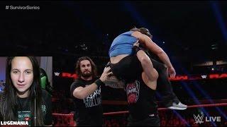 WWE Raw vs Smackdown