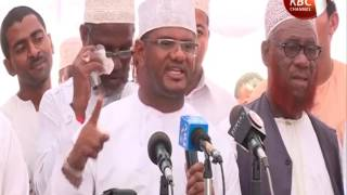 Hassan Omar pleads with party aspirants dissatisfied with recent nomination exercise