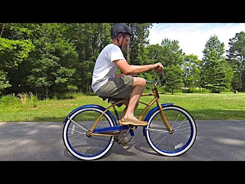 The Backwards Brain Bicycle Smarter Every Day 133