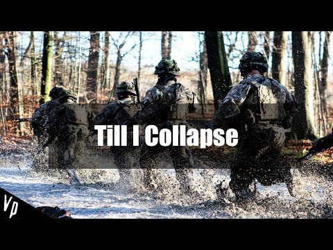Military Motivation || Till I Collapse (2018ᴴᴰ)