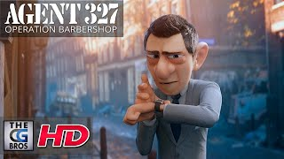 "CGI 3D Animated Short: ""Agent 327: Operation Barbershop""  - by Blender Animation Studio"