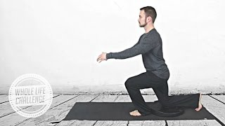 Skater Squat: A Bodyweight Exercise for Balance and Strength