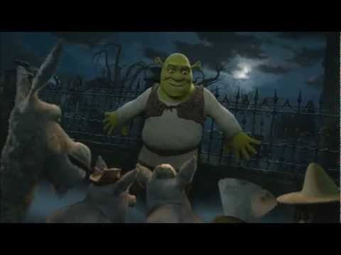 Shrek M.J. Thriller HD