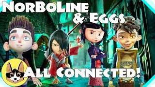 NorBoLine & Eggs  |  Laika Movie Universe Theory - Coraline, ParaNorman, Boxtrolls, Kubo