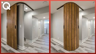 Amazing Space Saving Ideas and Ingenious Home Designs ▶2
