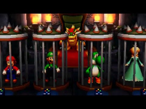 Xxx Mp4 Mario Party The Top 100 All Bowser Donkey Kong Minigames 3gp Sex