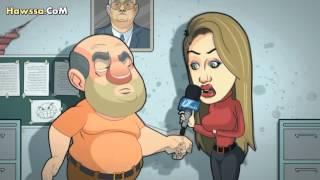فيلم شظايا - ريهام سعيد | مسخره | فيديو كاريكاتير