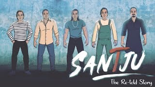 What if Sanjay Dutt was sober! || Sanju Spoof || Shudh Desi Endings