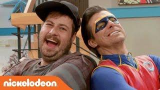 Henry Danger | Captain Man & Jeff: Best Friends Forever! | Nick