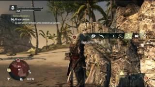 Let´s Play Assassin's Creed 4 Black Flag Gameplay Deutsch - Part 39 - Was ein geiler Bug ^^