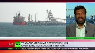 Petro-Euro? Tensions between EU & US grow over sanctions against Iran