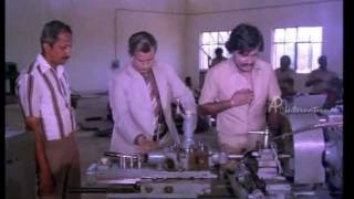 Nallavanuku Nallavan | Tamil Movie | Scenes | Clips | Comedy | Songs | Rajni rescues Visu from debt