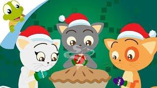 Three Little Kittens | Nursery Rhymes for Kids #ThreeLittleKittens