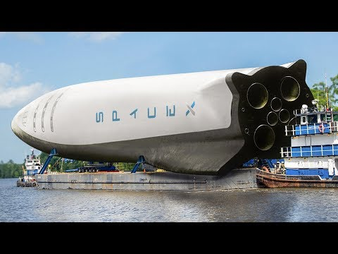 Xxx Mp4 How Will SpaceX Transport The BFR 3gp Sex