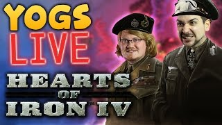 DUNCOLINI - HEARTS OF IRON 4 w/ Duncan & Lewis - 10th October 2016