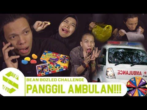 BEAN BOOZLED CHALLENGE INDONESIA - MUNTAH-MUNTAH (4K)