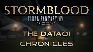 Stormblood Lore: The Dataqi Chronicles