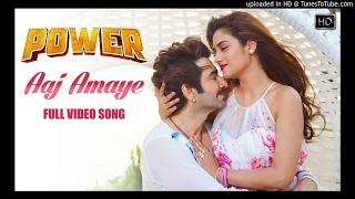 Aaj Amaye Karaoke Song - Power 2017