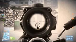Battlefield 3 - Aftermath Eclusive video.