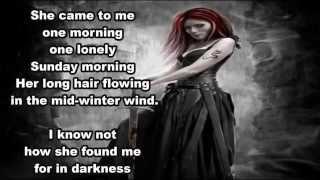 Uriah Heep -  Lady in black -  lyrics