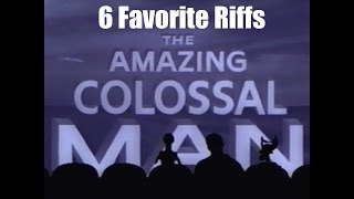 MST3K: 6 Favorite Riffs from Episode 309 - The Amazing Colossal Man