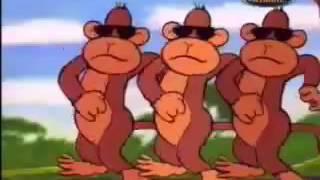 Jungle Groover featuring Mr  Z   Tarzan Boy 2000