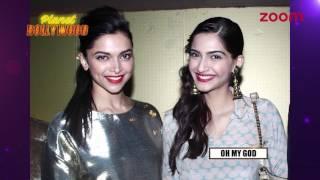 Sonam Kapoor & Deepika Padukone Start The Cold War Game | Bollywood News