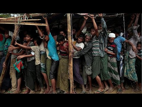 Xxx Mp4 At Least 6 700 Rohingya Killed In First Month Of Myanmar Violence MSF 3gp Sex