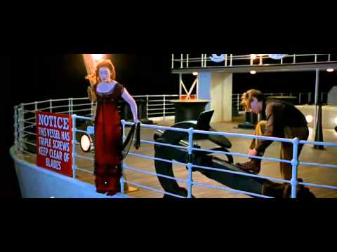 titanic you jump i jump scene vidoemo emotional