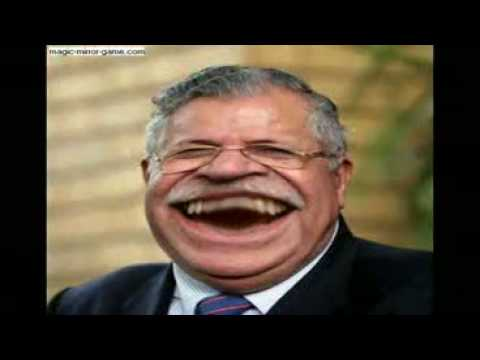 السياسيين العراقيين بعد عمليات التجميل