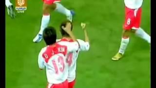 Kim Jung-woo - Goal - Athens 2004: South Korea vs Mexico